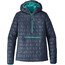 """Patagonia W's Nano Puff Bivy Pullover Navy Blue W/Strait Blue"""